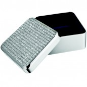 Silver Jewellery Box (Square)