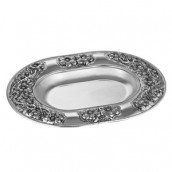 Oval Crafted Tray