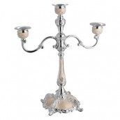 3 in 1 Candle Stand Pearl