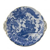 Blue Aves Bread And Butter Plate