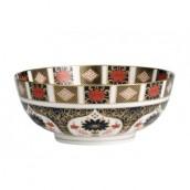 Old Imari Japan Salad Bowl