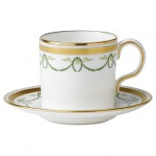 Titanic Coffee Cup And Saucer With Monogram - Made To Order 3/4 Weeks