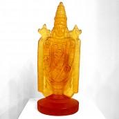 Tirupati Balaji in Crystal